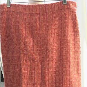 NWOT J. Crew Tweed Pencil Skirt 👀🛍🌺
